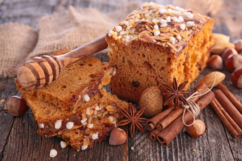 Recipe: a homemade gingerbread as before
