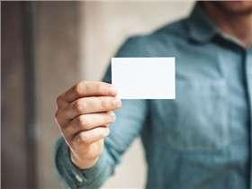 8 règles d'or pour réussir vos cartes de visite