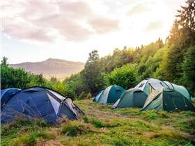 6 tips for a successful camping holiday