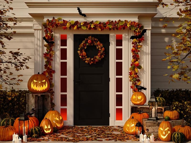 Halloween des id es pour d corer votre maison editus - Des idees pour decorer sa maison ...