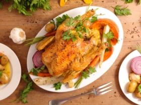 Recette : conseils pour réussir un succulent poulet rôti