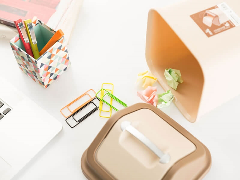 Waste recycling: what rules in the office?
