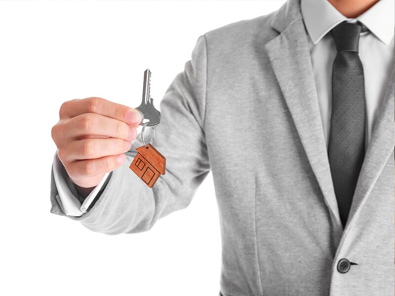 Why call a real estate agent?