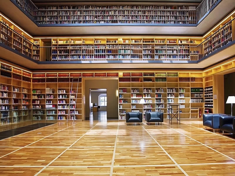 Top 12 most beautiful libraries in the world