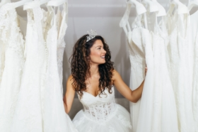 8 golden rules to choose your wedding dress