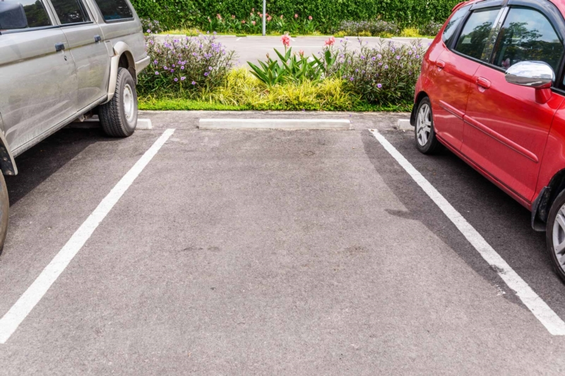 Is it worth investing in a parking space?