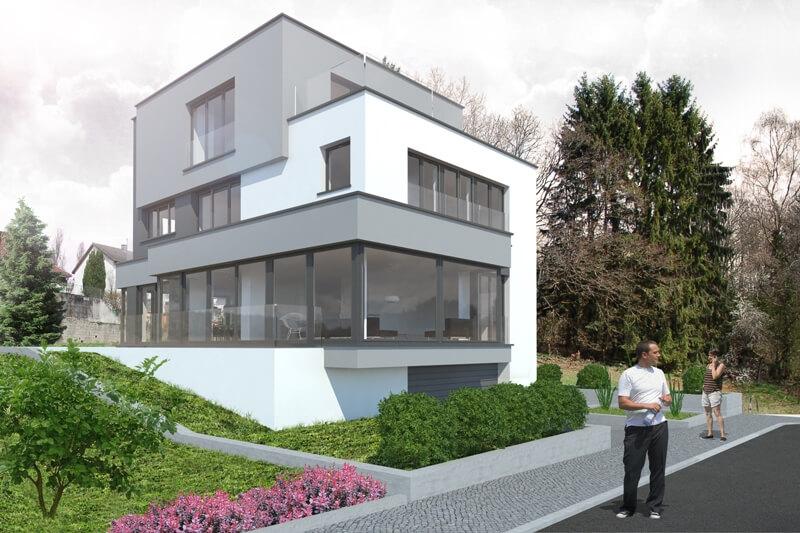 NDM Architectura - House in Weimershof