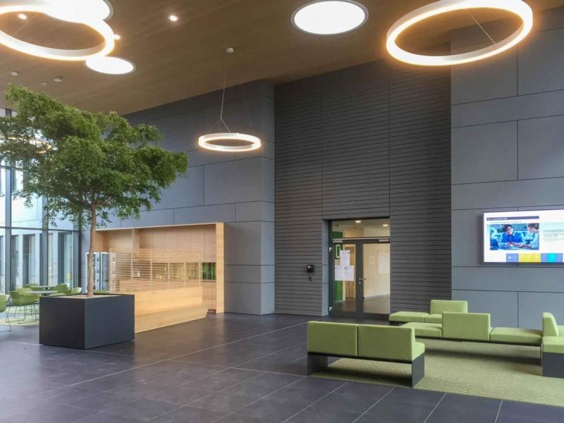 Belvedere-Architektur: IEE-Projekt