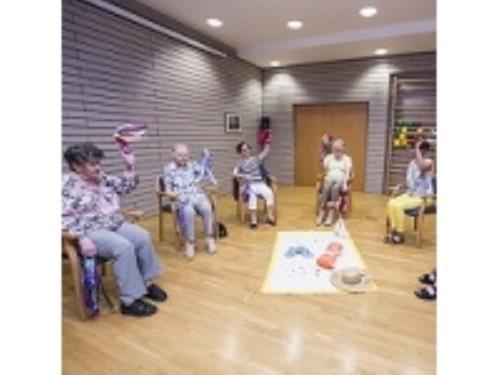 Centre pour personnes âgées