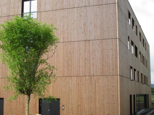 Construction bâtiment écologique