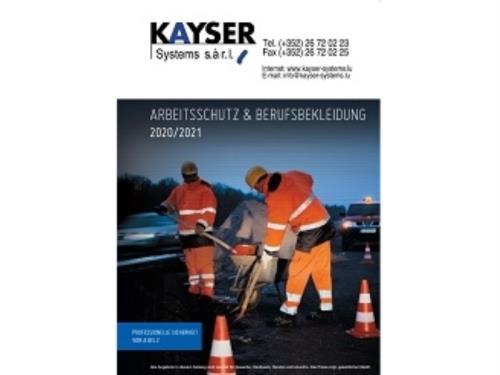 Arbeitsschutz& Berefsbekleideung 2020/2021