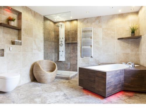 Aménagement de salle de bains