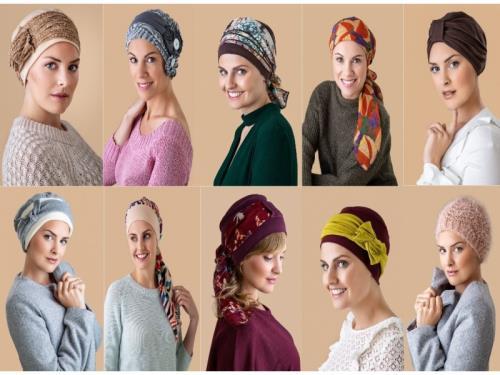 Turbans & Bonnets