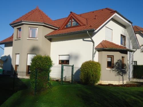 dekorative Fassaden-, Maler- und Verputzarbeiten