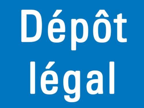 Dépôt légal / dépôt volontaire professionnel