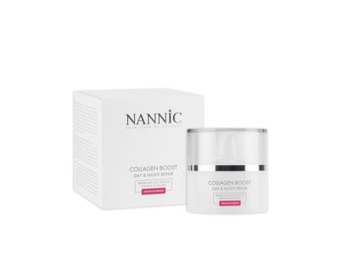 Collagen Boost Day & Night 50ml