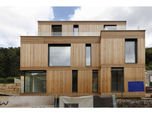 Immeuble bois