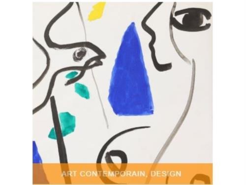 Art contemporain, Design