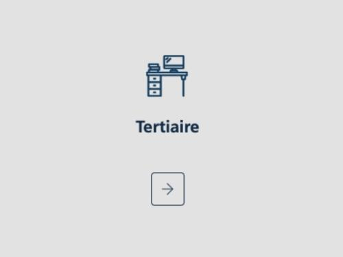 Jobs - Tertiaire