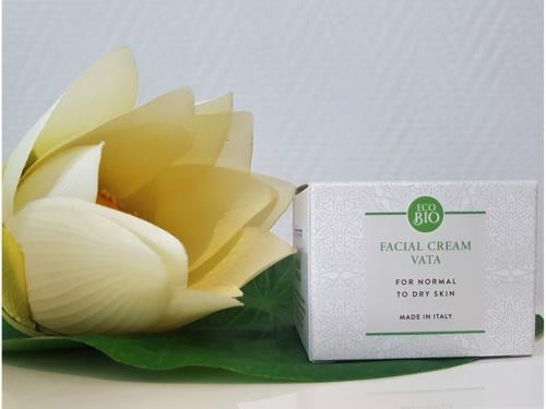 Crème de soin visage VATA