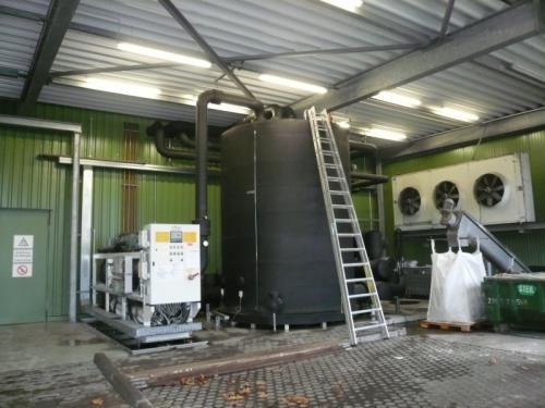 Système de refroidissement industriel