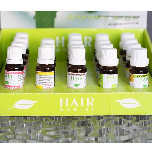 Hairborist, l'aromathérapie au service de la beauté des cheveux