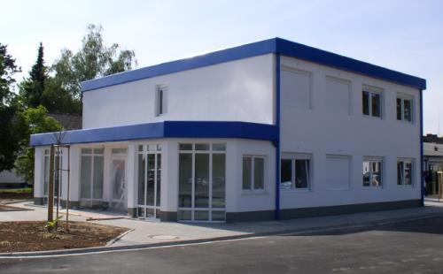 Bâtiment constructions modulaires