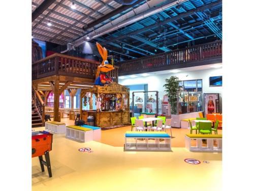 Aire de jeux indoor : Gold Rush by Fun City