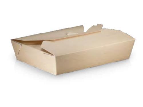 Box jetable écologique