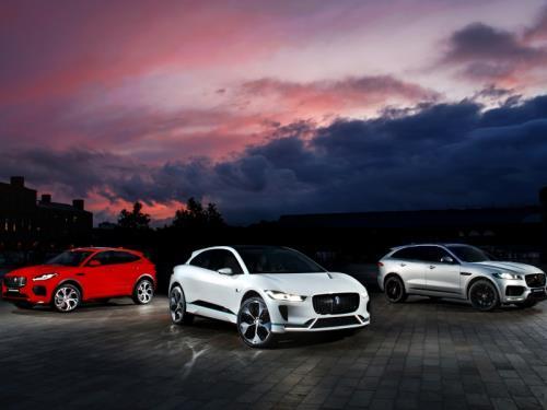 Véhicules neufs Jaguar