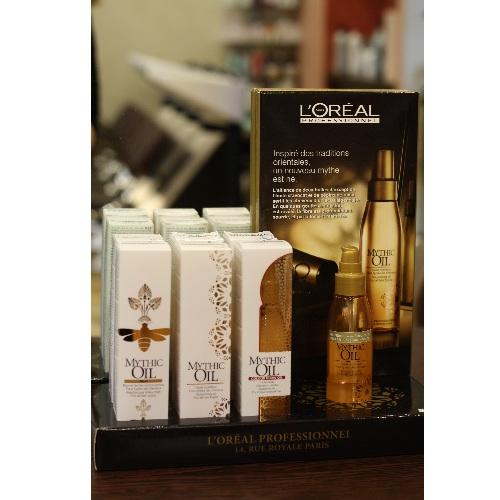L'OREAL PRPFESSIONNEL - Mythic Oil