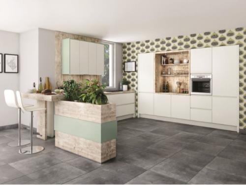 TREND, la cuisine équipée design, fraîche et pratique!