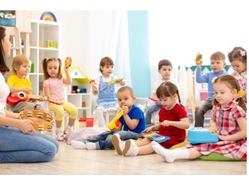 Service de garde d'enfants