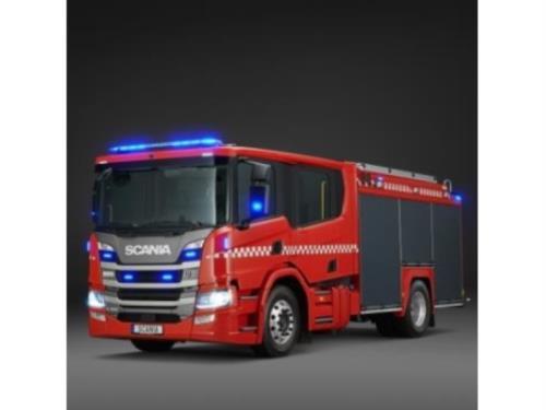 Cabine double - Scania nouvelle génération