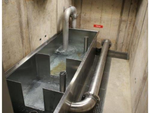 Réservoirs eau
