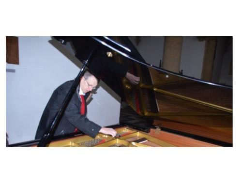 Accord et réparation de pianos