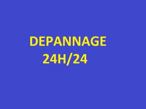 Dépannage 24h/24