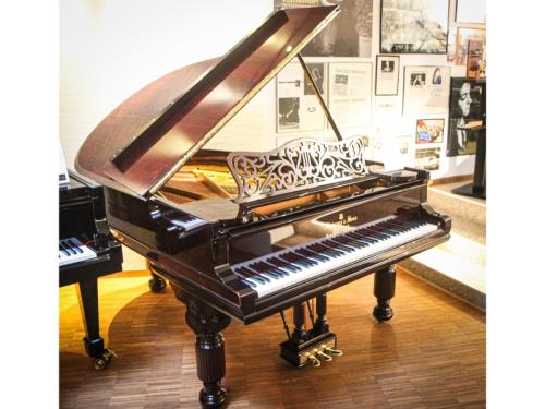 Exclusive Steinway agency