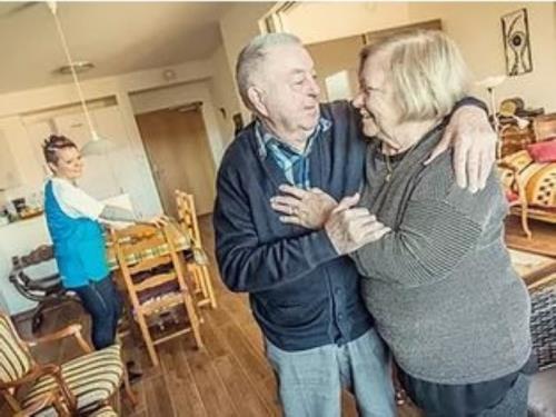 Aides et soins à domicile pour les seniors