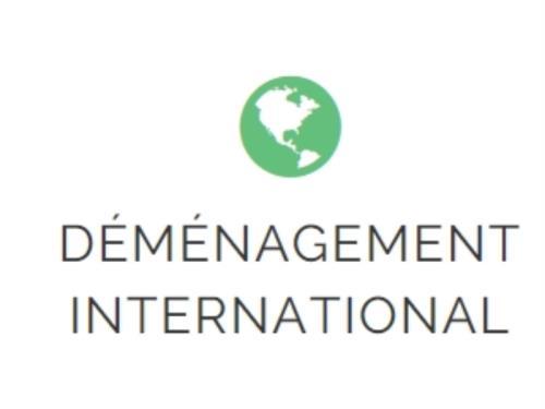 Déménagement international