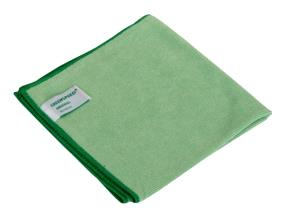 Lavette microfibres Greenspeed Original 40x40 cm verte