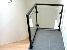 Garde-corps et escaliers