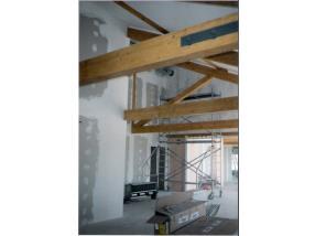 Plafond et faux plafond