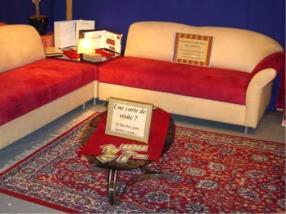 Création de canapé