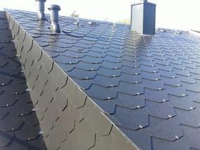 Nouvelle toiture