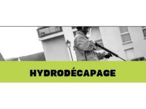 Hydrodécapage