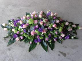 Begräbnis - Sarggesteck