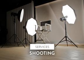 Séances photos en studio