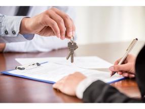 Transaction de biens immobiliers