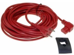 Câble détachable 15m rouge pour Nilfisk GD2000/HDS200